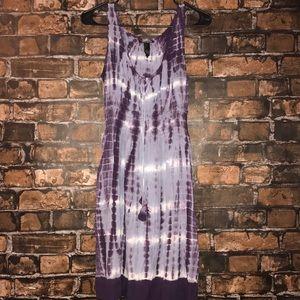 Lucky Brand tie dye dress